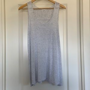 🌻3/25🌻 WAREHOUSE ONE | Speckled White Tank Top